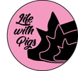 Life with Pigs: Three Little Pigs Microsanctuary